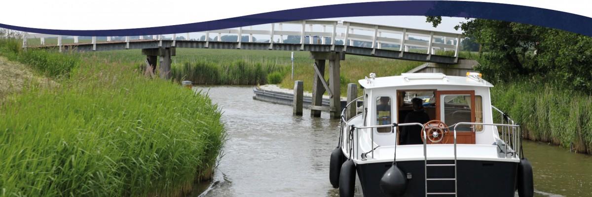 Hausboot Niederlande