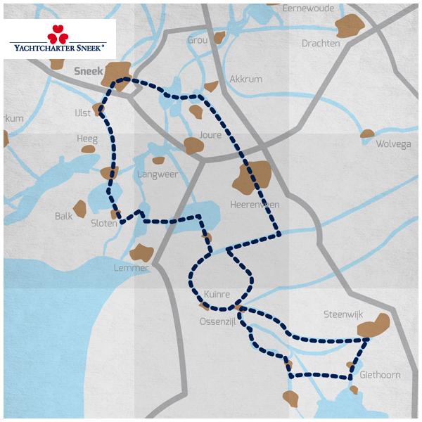 YCS-Z-route