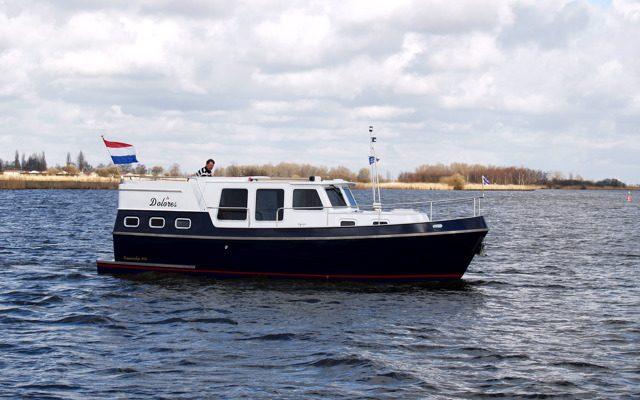 Boot huren Friesland