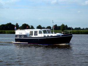 Bootsferien Holland